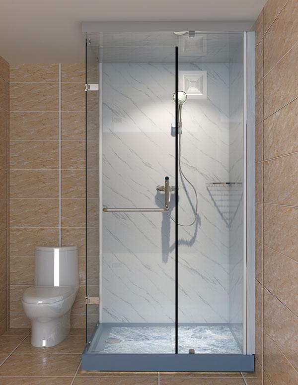 定制整体淋浴房